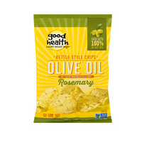 Good Health Kettle Chips Olive oil Rosemary 141g