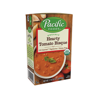 Pacific Organic Hearty Tomato Bisque 500g