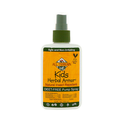 All Terrain Kids Herbal Armor Natural Insect Repellent 120ml