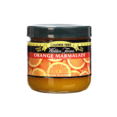 Walden Farms Orange Marmalade Fruit Spread 340g