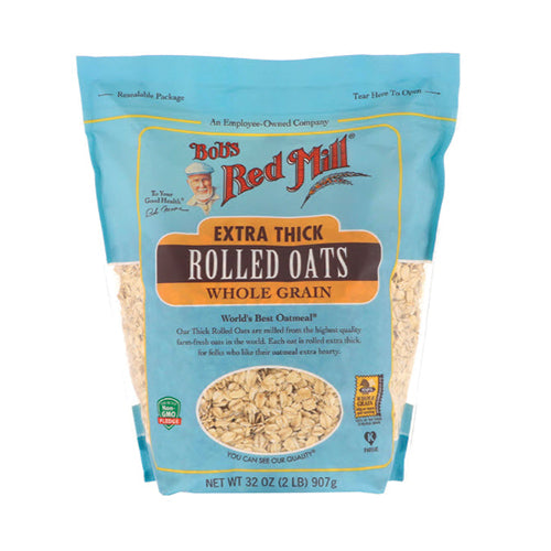 Bob's Red Mill Extra Thick Rolled Oats 907g