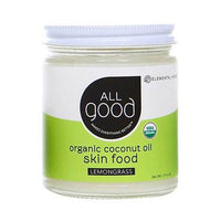 All Good Lemongrass Coconut Oil 222ml