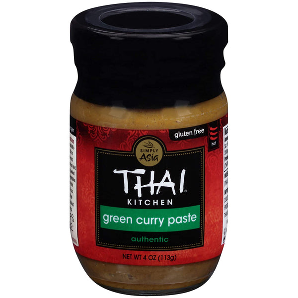 Thai Kitchen Green Curry Paste Authentic 113g