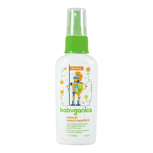 Babyganics Insect Repellent 59ml