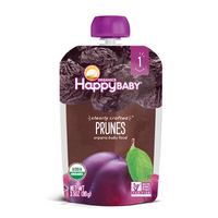 Happy Baby Clearly Crafted Prunes Stage 1 99g