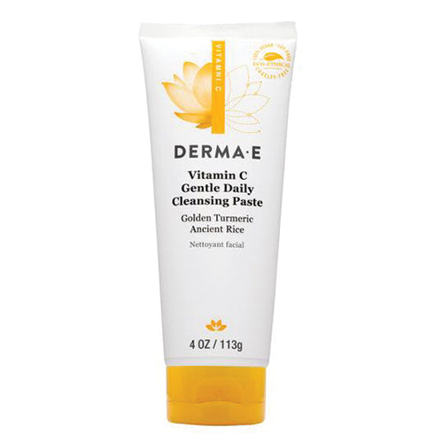 Derma E Vitamin C Gentle Daily Cleansing Paste 113g