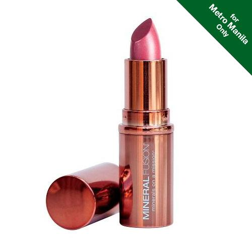 Mineral Fusion Lipstick, Intensity