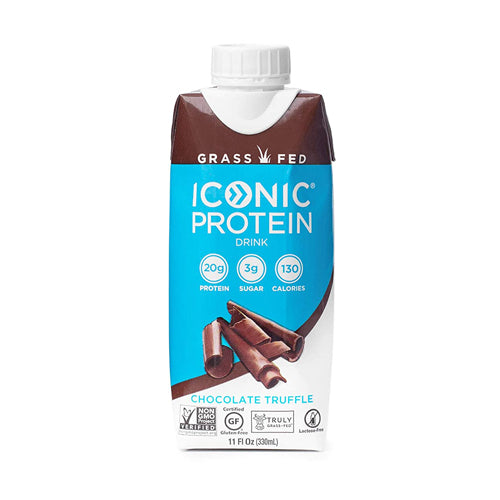 Iconic Chocolate Truffle Protein Drink 330ml