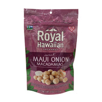 Royal Hawaiian Maui Onion Macadamias 4oz