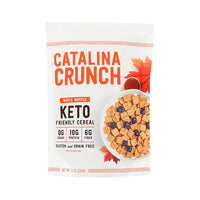 Catalina Crunch Maple Waffle Keto Cereal 255g