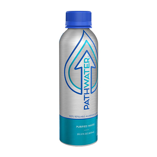 Pathwater Purified Water 600ml