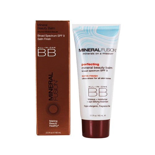 Mineral Fusion Mineral Beauty Balm, Perfecting 60ml