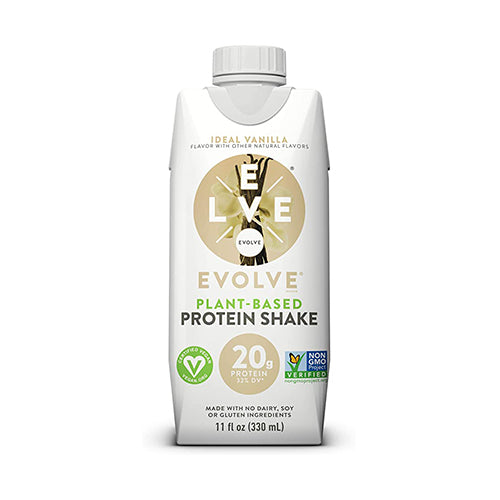 Evolve Ideal Vanilla Protein Shake 330ml
