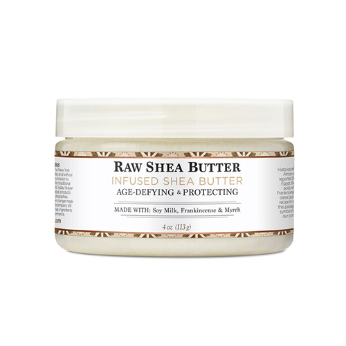 Nubian Heritage Raw Shea Butter Age-Defying & Protecting Infused Shea Butter  113g