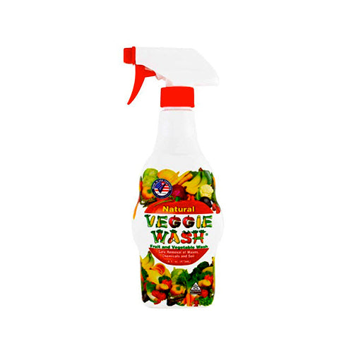 Citrus Magic Veggie Wash Fruit & Vegetable Wash 473ml