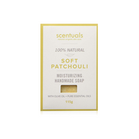 Scentuals Soft Patchouli Soap 115g