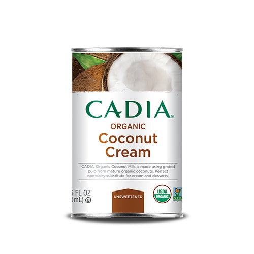 Cadia Organic Coconut Cream 399mL
