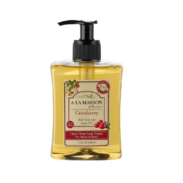 A la Maison Cranberry Liquid Soap 300ml