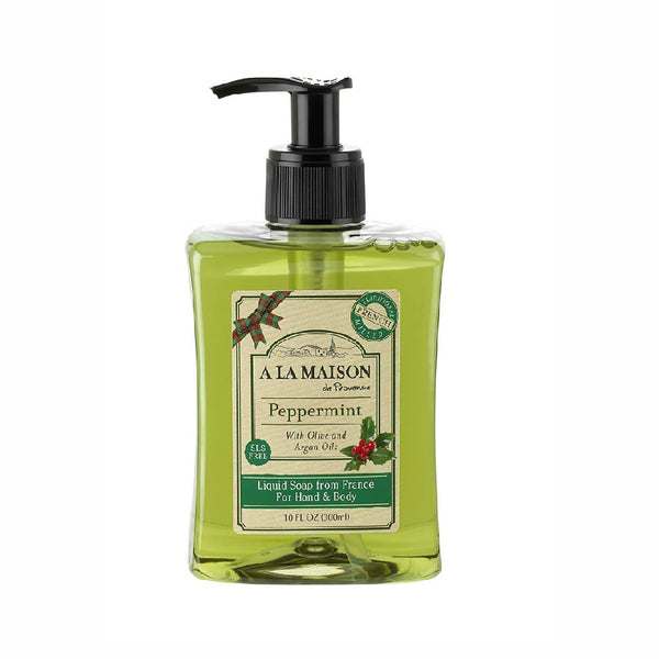 A la Maison Peppermint Liquid Soap 300ml