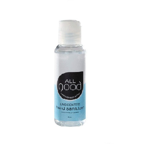 All Good Hand Sanitizer Gel Unscented 59ml