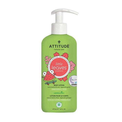 Attitude Little Leaves Body Lotion Watermelon & Coco 473ml