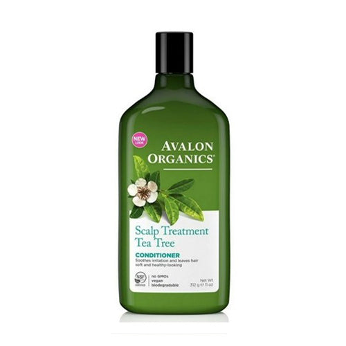 Avalon Organics Scalp Treatment Tea Tree Conditioner 312g