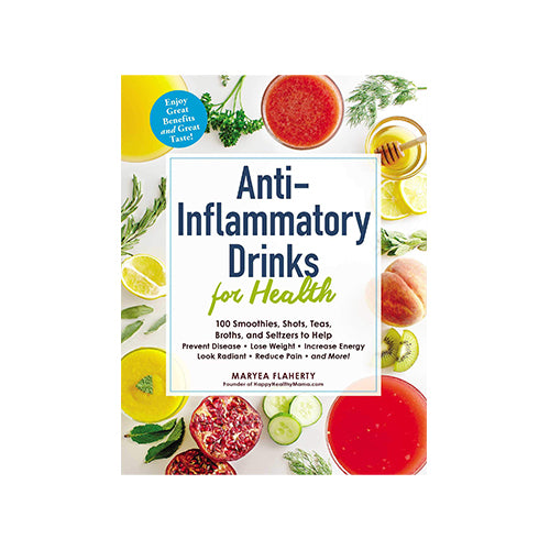 Anti-Inflamatory Drinks for Health