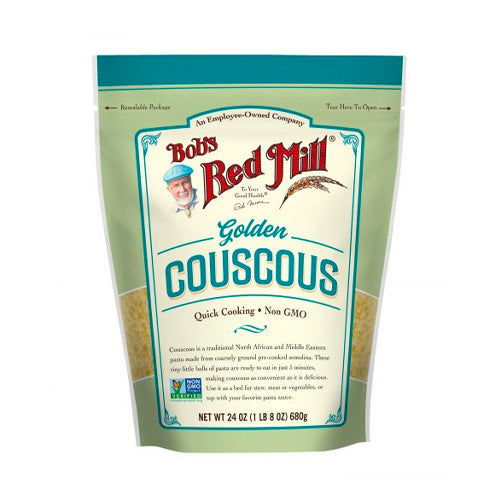 Bob's Red Mill Golden Couscous 680g