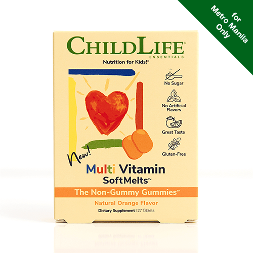 Child Life Multivitamin Softmelts™ 27 Tablets