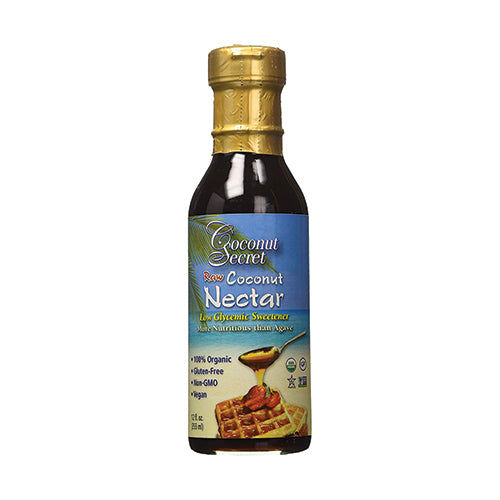 Coconut Secret Organic Raw Coconut Nectar 355ml