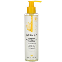 Derma E Even Vitamin C Daily Brightening Cleanser 175ml