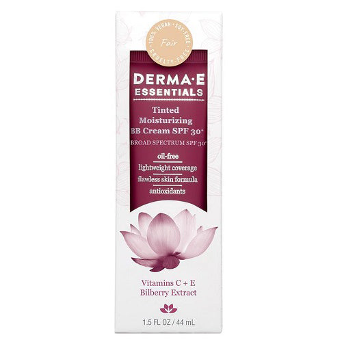 Derma E Tinted Moisturizing BB Cream SPF 30 Fair 44ml