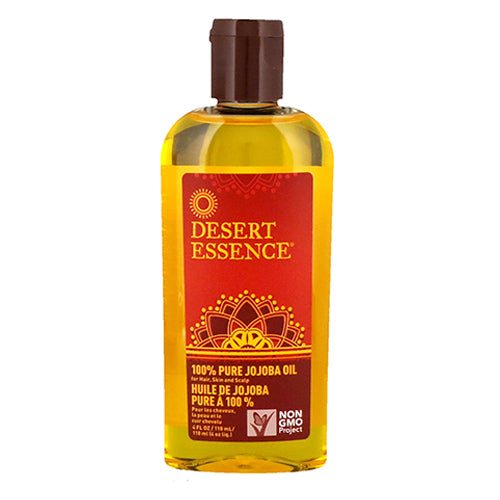 Desert Essence 100% Pure Jojoba Oil 118ml