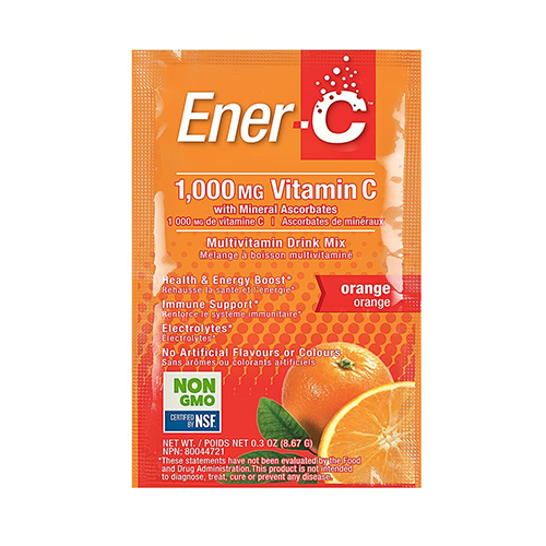 Ener-C 1,000mg Vitamin C Orange Single Packet