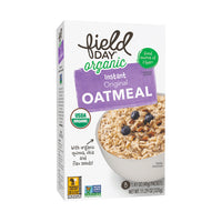 Field Day Organic Instant Original Oatmeal 320g