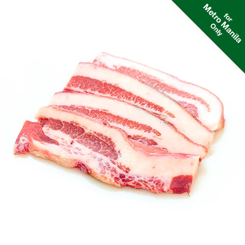 Frozen Healthy Options All-Natural Pork Jowl 200g