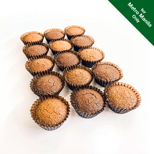 Gluten-Free Assorted Chocolate Power Cookies Box 15 pcs