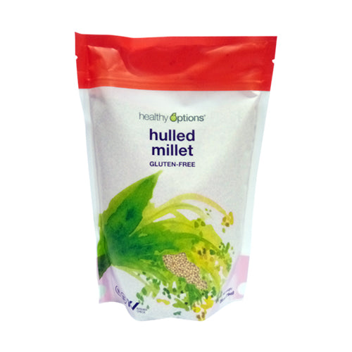 Healthy Options Hulled Millet 28 Ounces