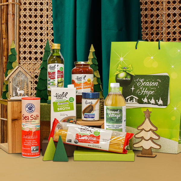 Healthy Cooking Gift Set
