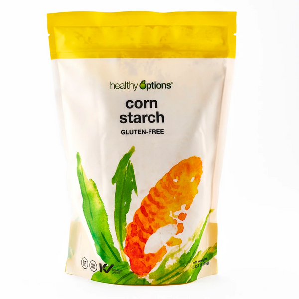 Healthy Options Corn Starch 510g