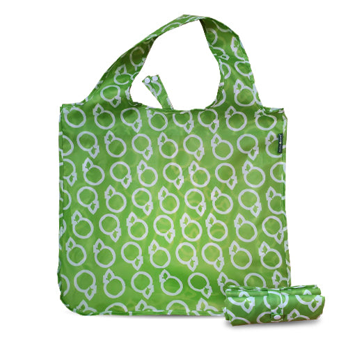 Healthy Options Reusable Bag - Light Green