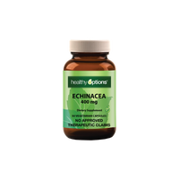 Healthy Options Echinacea 400mg 50 Capsules