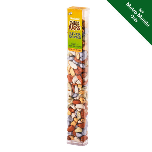 Kimmie Candy Natural Choco River Rocks 86g