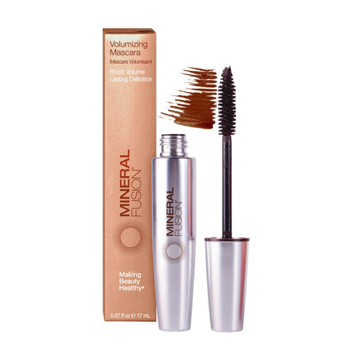 Mineral Fusion Volumizing Mascara, Chestnut