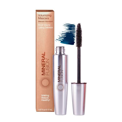 Mineral Fusion Volumizing Mascara, Midnight 17ml