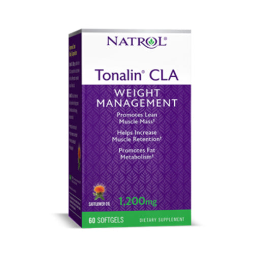 Natrol Tonalin CLA Weight Management 1,200mg 60 Softgels