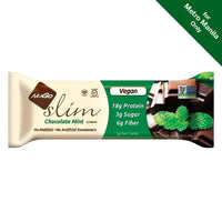Nugo Gluten-Free Chocolate Mint Slim Bar 45g