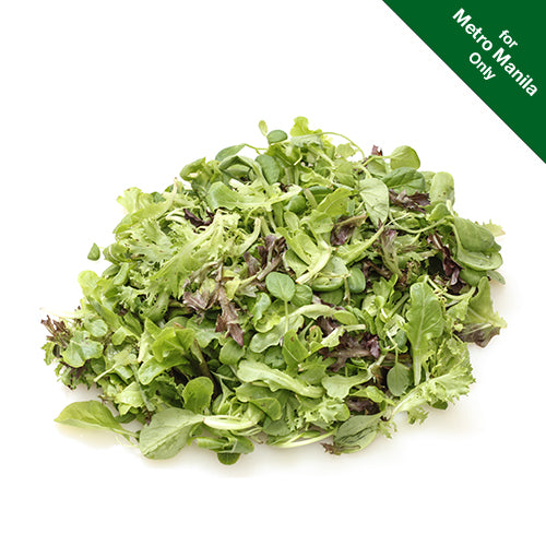 Healthy Options Asian Mixed Greens (100g)