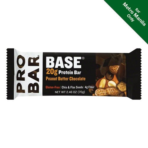 Pro Bar Peanut Butter Chocolate Protein Base 70g