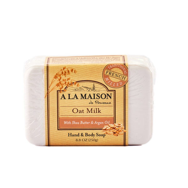 A La Maison Oat Milk Bar Soap 250g